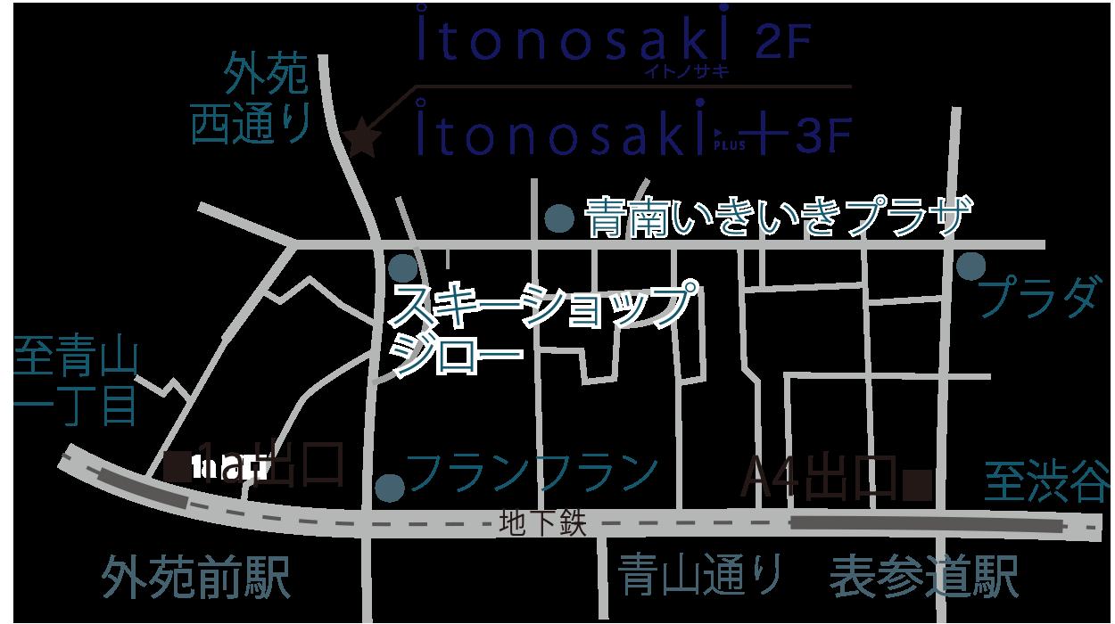 itonosaki